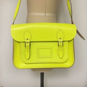 "THE CAMBRIDGE SATCHEL COMPANY 13""/NWOT"